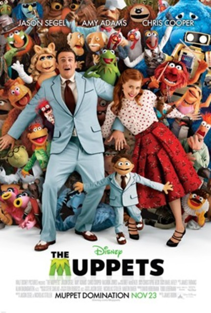Weinberg Reviews THE MUPPETS