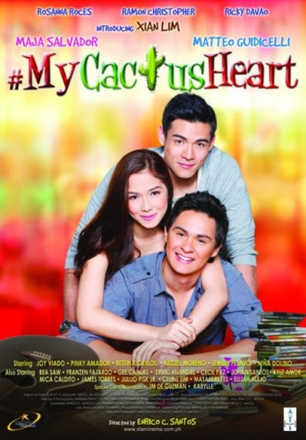 Review: Enrico Santos' MY CACTUS HEART