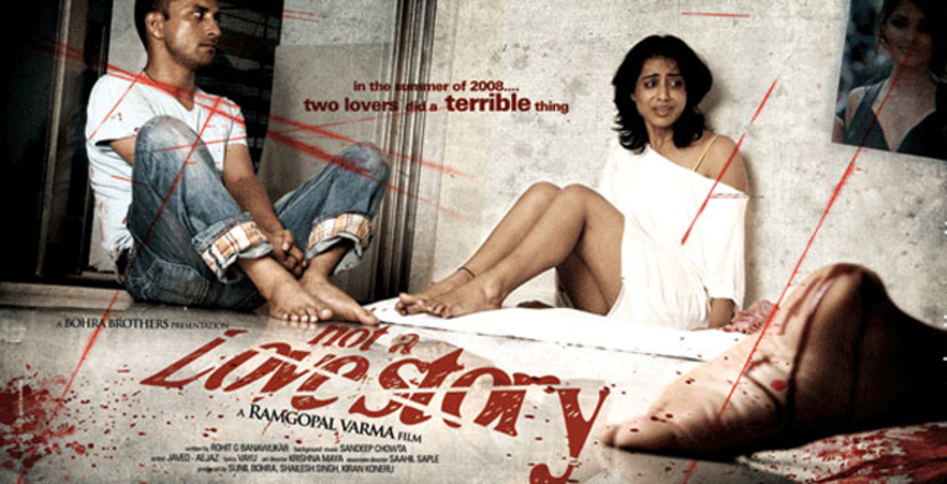 Ram Gopal Varma's Next Film Is NOT A LOVE STORY
