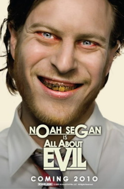 ALL ABOUT EVIL: Interview With Noah Segan