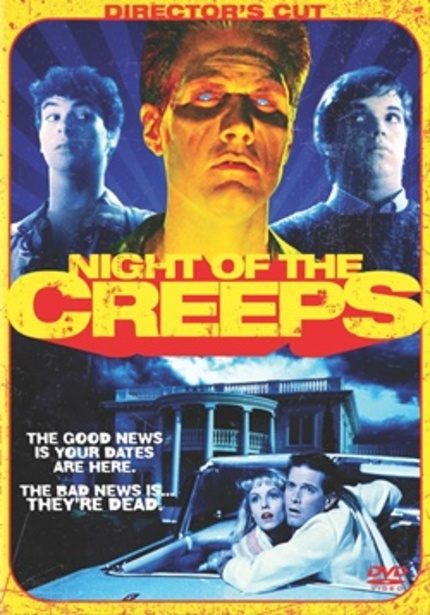 Run don't walk and pick up your copy of Night of the Creeps today!