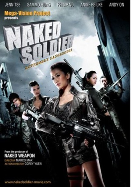 Trailer For Wong Jing-Produced NAKED SOLDIER Is Sexy Yet Dangerous