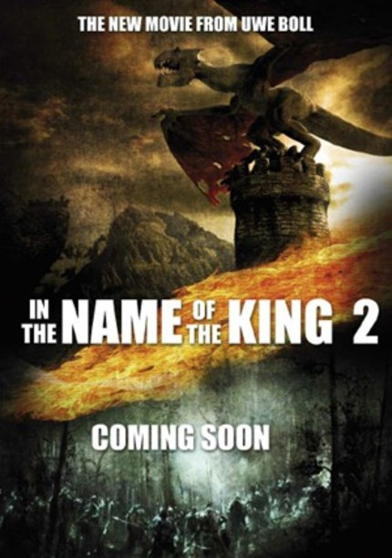 "AFM: Uwe Boll's IN THE NAME OF THE KING 2 ""Coming Soon"""