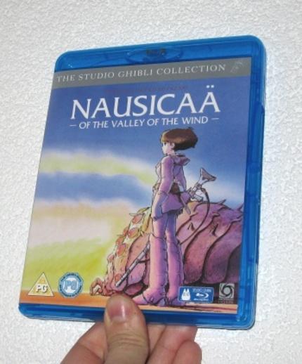 NAUSICAÄ BluRay Review