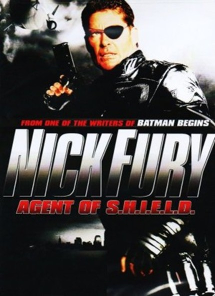 Marvel In The 90's: NICK FURY AGENT OF SHIELD Review