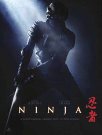 Scott Adkins gives NINJA ASSASSIN a run for its money!  Trailer for Isaac Florentine's NINJA!