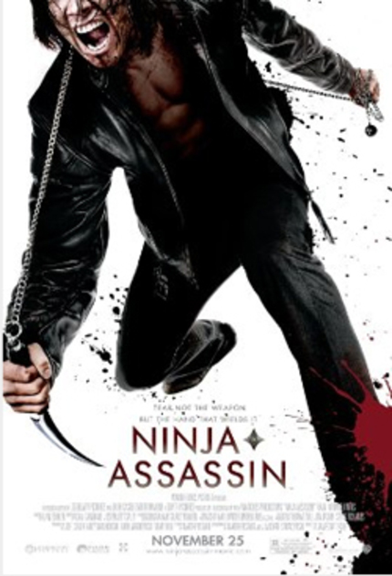 Rain and James McTeigue Talk NINJA ASSASSIN