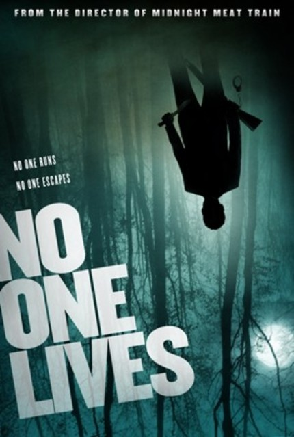First Poster Art For Ryuhei Kitamura's NO ONE LIVES