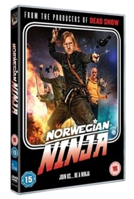 Look out UK! The NORWEGIAN NINJA is coming!