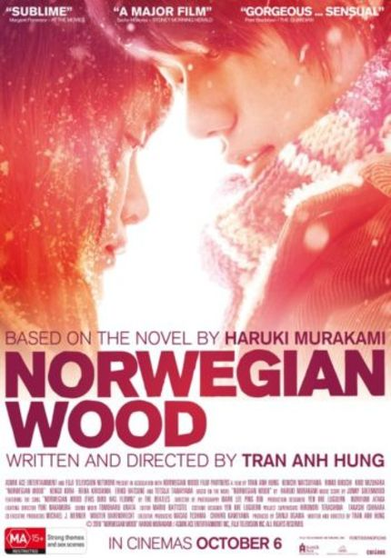 Review: NORWEGIAN WOOD Is Beautiful But Not Flawless