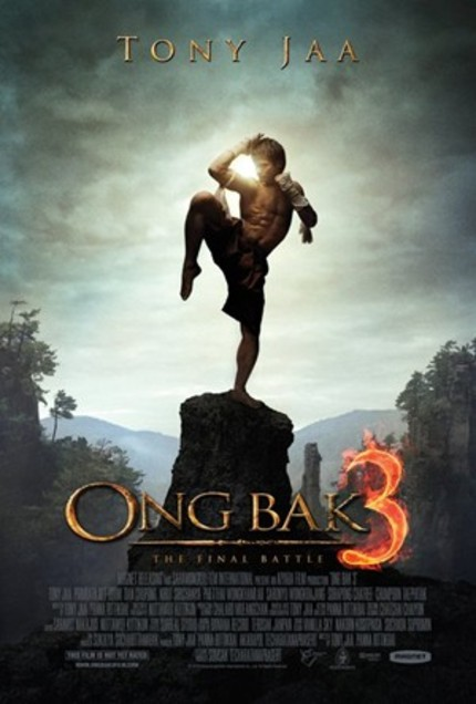 US Trailer For Tony Jaa's ONG BAK 3
