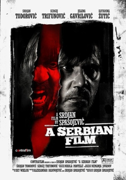 FrightFest And UK Distributor Revolver Comment On The BBFC's Demand Of Cuts To A SERBIAN FILM