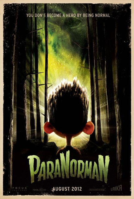 First Poster For Laika's PARANORMAN