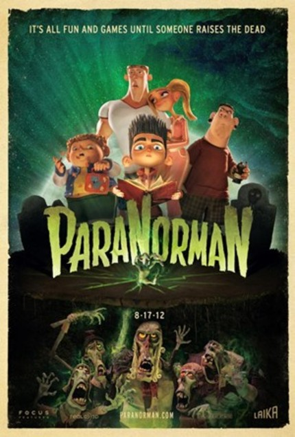PARANORMAN's Zombies Head To The Olympics!