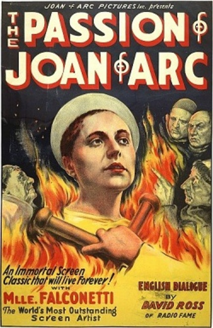 VOICES OF LIGHT / THE PASSION OF JOAN OF ARC (AN ORATORIO WITH SILENT FILM): Interview With Dr. Mark Sumner