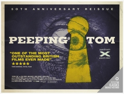 Scorsese to attend screening of PEEPING TOM in London!