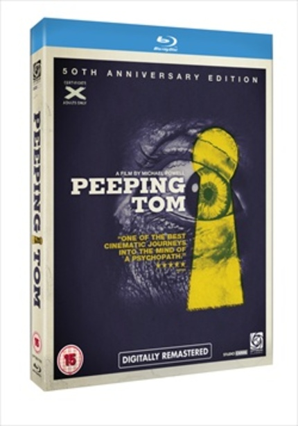 PEEPING TOM Blu-ray Review