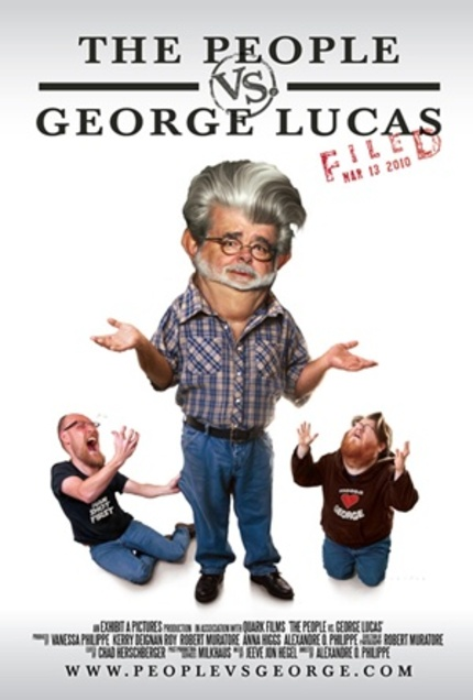 Alexandre Philippe Talks THE PEOPLE VERSUS GEORGE LUCAS