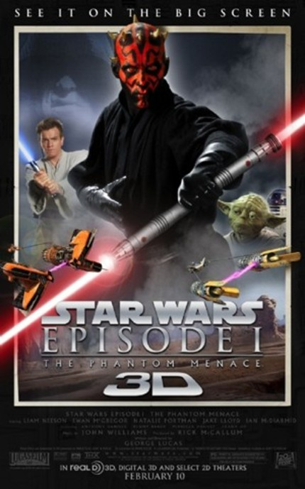 An Ode To Jar Jar: THE PHANTOM MENACE In 3D