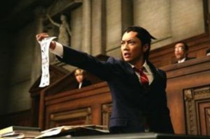 GAMERCAMP brings Miike's ACE ATTORNEY to Toronto this week!