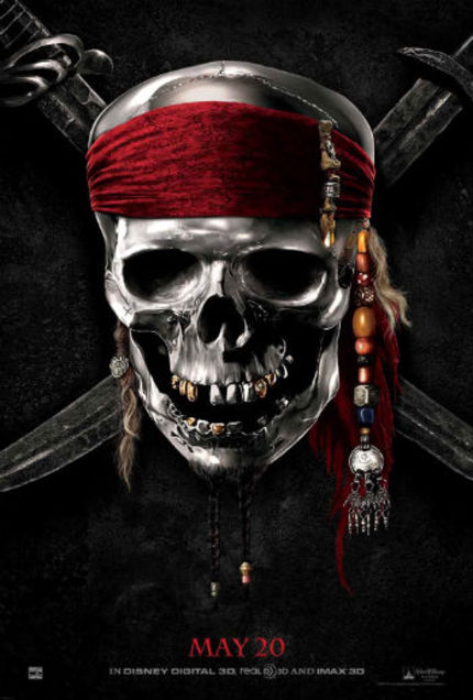 Weinberg Reviews PIRATES OF THE CARIBBEAN: ON STRANGER TIDES