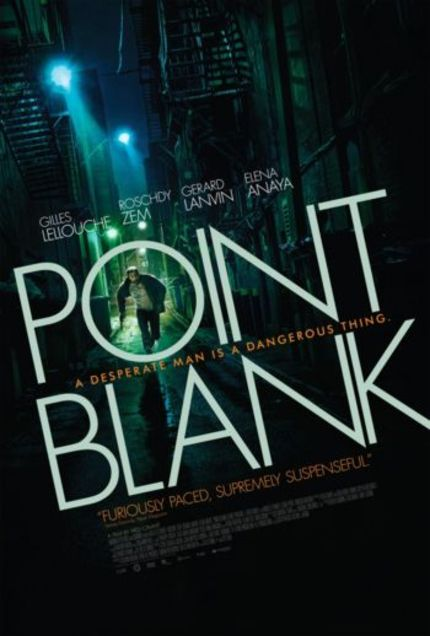 Weinberg Reviews POINT BLANK