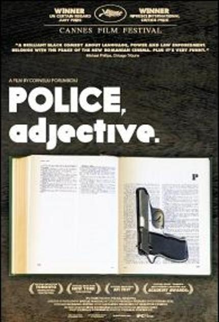 POLICE, ADJECTIVE review