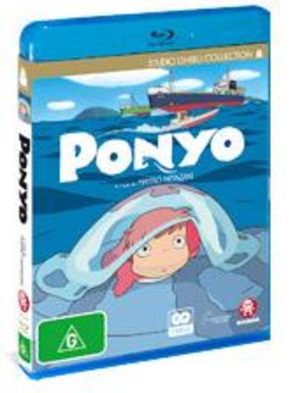 You want PONYO on BluRay but live in Europe with a region B locked player?