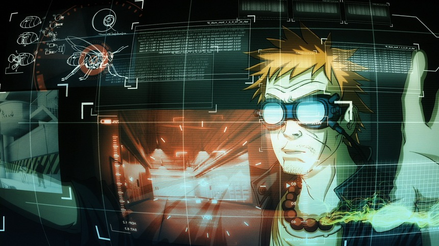 POSTHUMAN Teaser Is Adrenaline Fueled Anime Goodness
