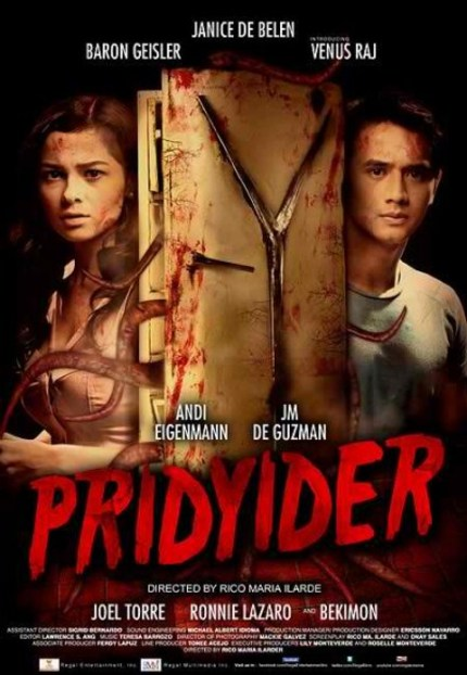 Review: Rico Maria Ilarde's PRIDYIDER (THE FRIDGE)