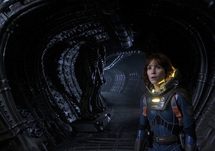Have Your Say: PROMETHEUS and the Influence of Fan Culture