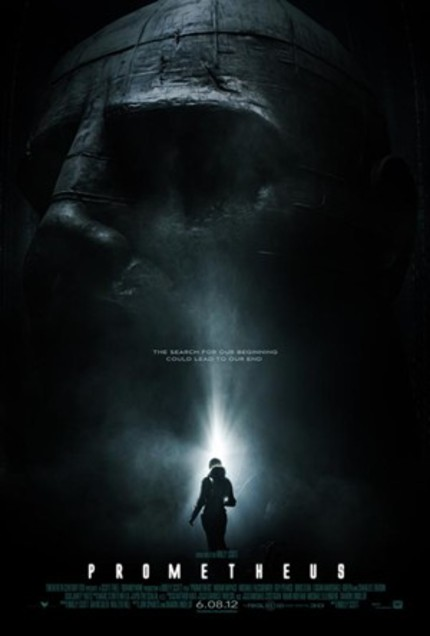 Fresh Footage In New PROMETHEUS Featurette