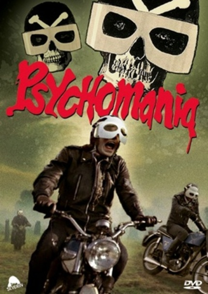 The Undead Bikers Return! Severin Giving PSYCHOMANIA The Remaster Treatment!