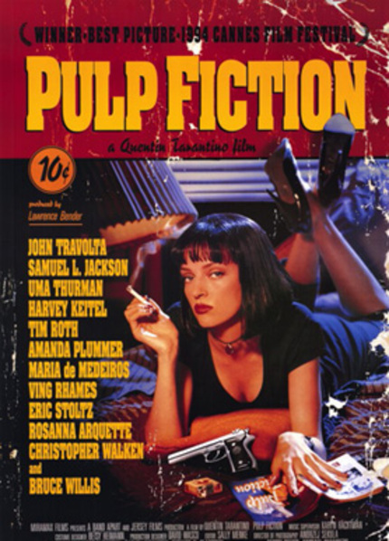 Miramax catalog continues to trickle out on Blu- PULP FICTION and JACKIE BROWN in October?