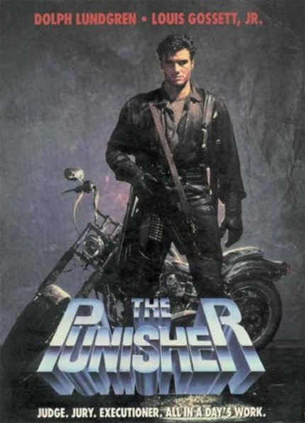 Marvel In The 80's: THE PUNISHER