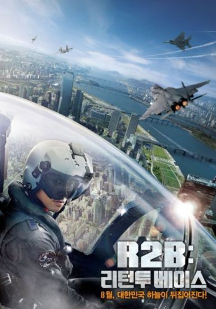 Experience Some TOP GUN Action In The Trailer For Korea's R2B: RETURN TO BASE
