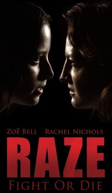KILL BILL And DEATH PROOF Star Zoe Bell Will Kick Rachel Nichols' Ass In RAZE