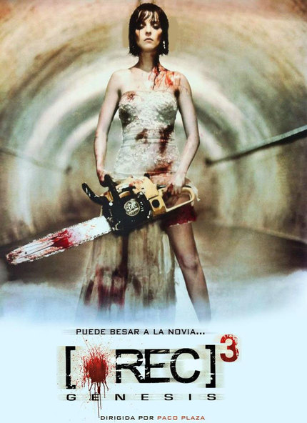 Ya Gotta Love A Lady With A Chainsaw: [REC]3 Star Leticia Dolera Speaks!