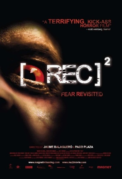 The US Gets A Red Band Trailer For [REC]2!