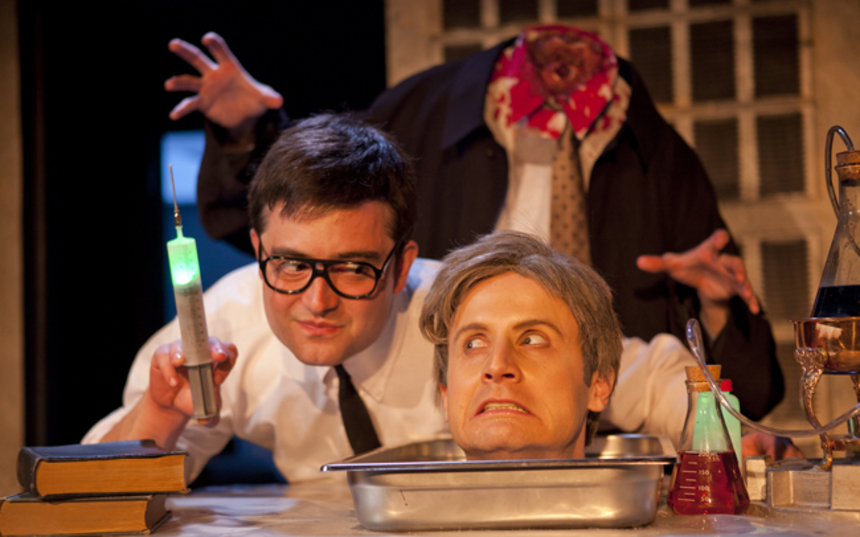 Review: RE-ANIMATOR THE MUSICAL