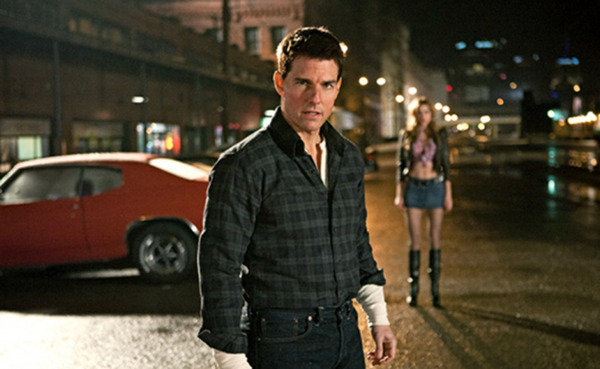 Tom Cruise In Action As JACK REACHER In Russian Trailer For ONE SHOT Adaptation