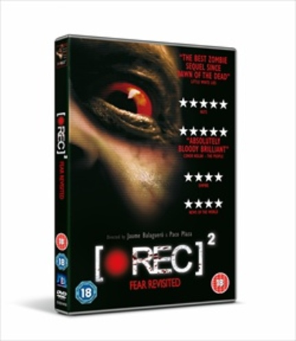 [REC]2 DVD Review