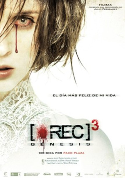 Brand New, English Friendly Trailer For Paco Plaza's [REC] 3: GENESIS
