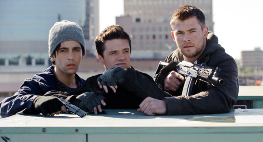 Fantastic Fest 2012 Review: RED DAWN is Young, Dumb and Full of Commies