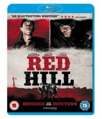 RED HILL Rides Into The UK!