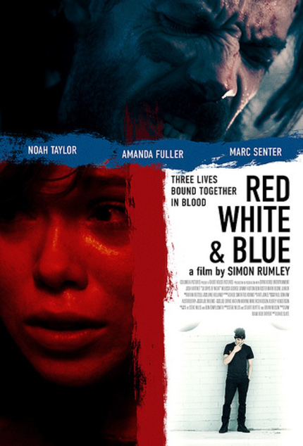 SXSW 2010: Second Character Teaser For Simon Rumley's RED, WHITE AND BLUE