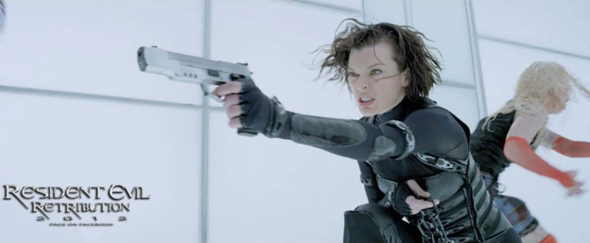 RESIDENT EVIL RETRIBUTION Breaks The Series' Continuity. So What?