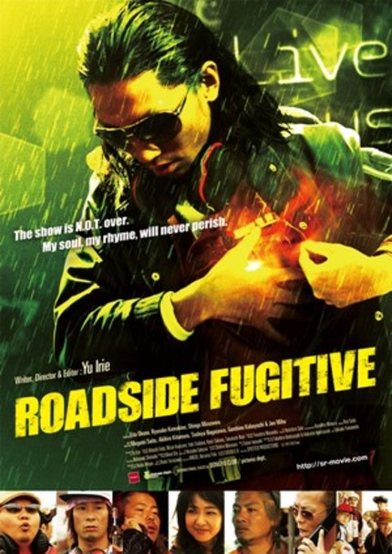 Yu Irie's Saitama Rapper Turns ROADSIDE FUGITIVE In English Subtitled Trailer