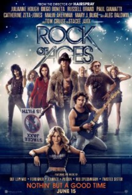 Review: ROCK OF AGES - We're Not Gonna Take It! (And Here's Why)