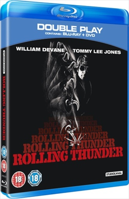 UK Blu-ray Review: ROLLING THUNDER
